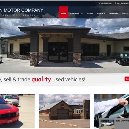 Yankton Motor Company