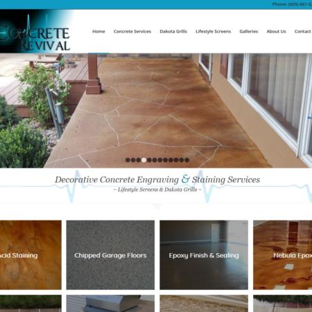 Concrete Revivial