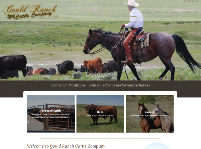 Gould Ranch Cattle Company