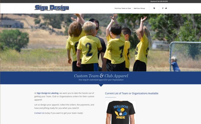 Sign Design & Labeling, Inc.